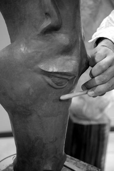 [Découverte] Daniel Fourmy, peintre-sculpteur