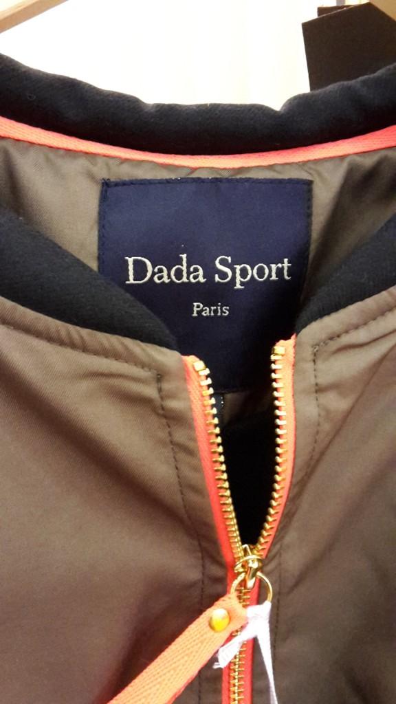 Teddy Dada Sport détail