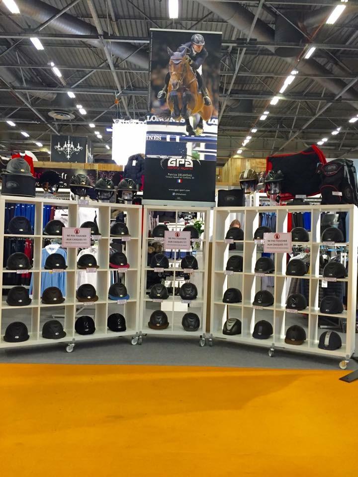 #SpecialSalon : La sélection de casques de l'équipe Trendy Horse