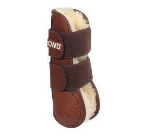 protege-tendons-cwd-velcro-doubles-mouton