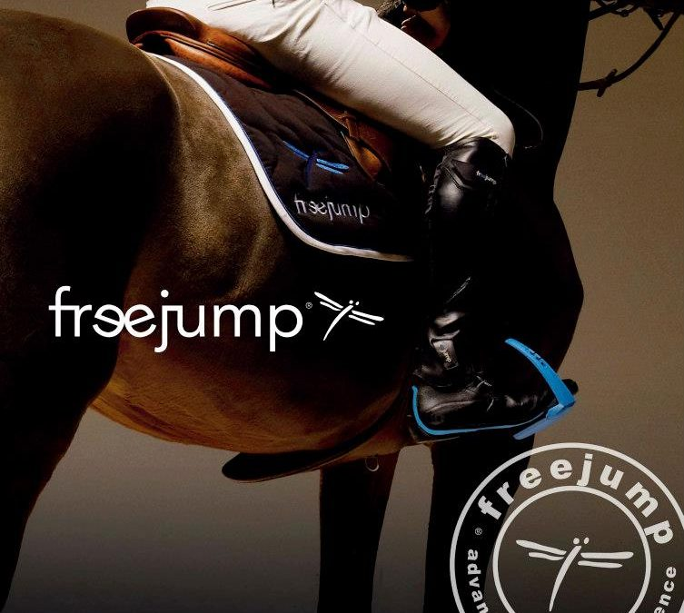 Les Etriers Free Jump Soft Up Lite !