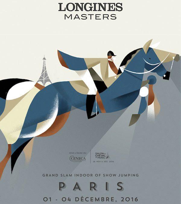 #SpecialSalon : Dans les coulisses des Longines Masters de Paris  !